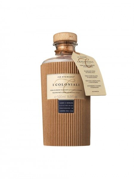 I Coloniali Luxurious Bath Cream