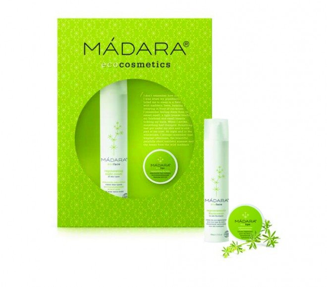 Madara Regenerating Night Cream Christmas Gift