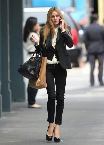 Olivia Palermo Style Icon Gabrielle Teare Best