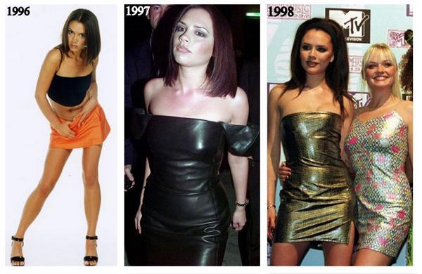 Victoria Beckham- Spice Girl