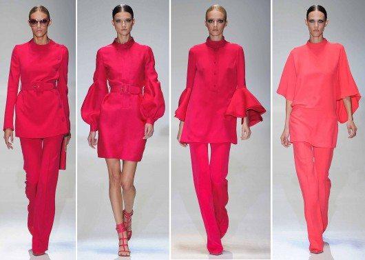 Gucci ss 2013 hot pink