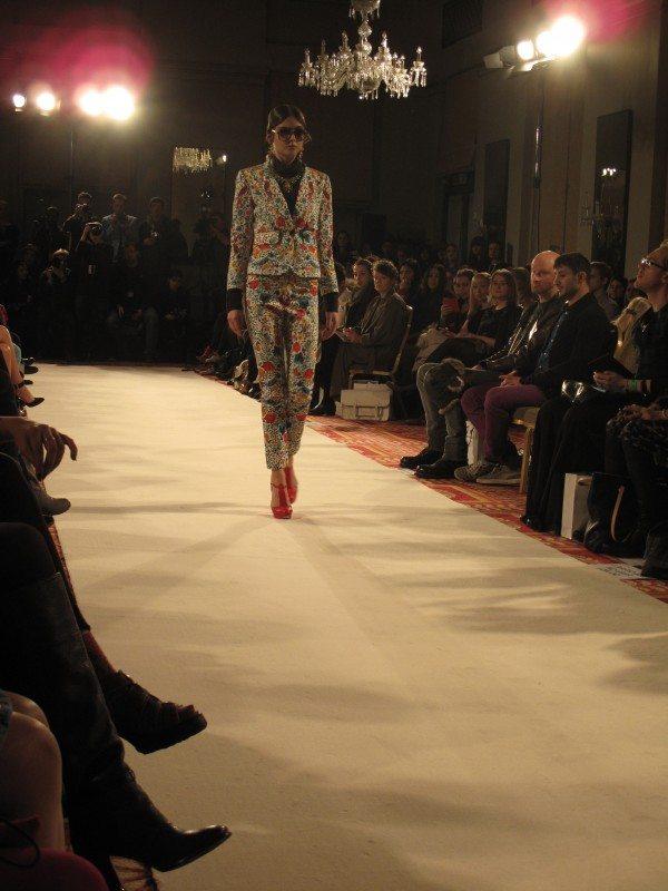 London Fashion Week 2014 2 033