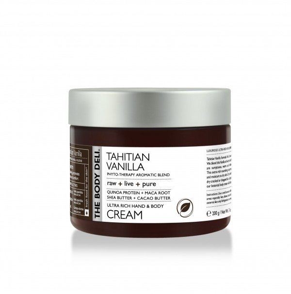 Tahitian Vanilla Cream