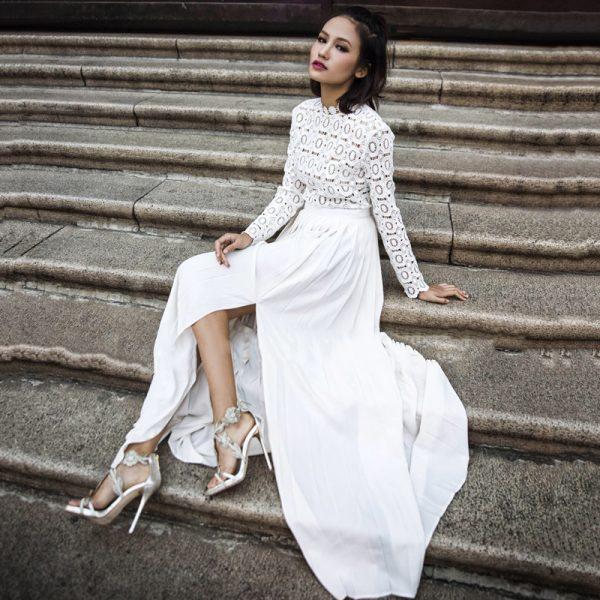 high-quality-new-fashion-2016-self-portrait-dress-women-s-long-sleeve-lace-patchwork-slit-brief
