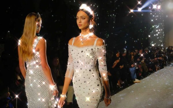 Dolce and gabbana secrets and diamonds show gabrielle teare best personal stylist london - Best shows to see in london ...